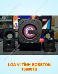 Loa Vi Tính Bosston T3600BT | Điện Tử Vi Tính TVC