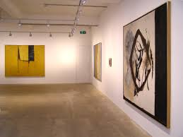 nick moore writes on robert motherwell abstract robert motherwell installation at jacobson gallery