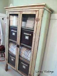 vintage bathroom cabinets for storage. Antique Bathroom Cabinets Storage - You May Be In The Market To Buy Some New Cabinets. There Will Plenty. Vintage For I