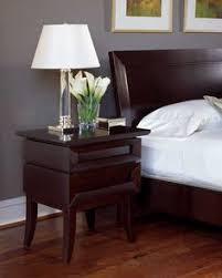 dark cherry wood bedroom furniture sets. FFH Nightstand - Cherry Wood Bedroom Furniture   Low Profile Bed Modern  2753 Dark Cherry Wood Bedroom Furniture Sets W