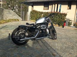 harley davidson 883 sportster pinned this 883 to show cut rear
