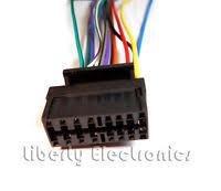 sony cdx gt530ui cdx gt610ui cdx ca580x wire harness wiring new wire harness for sony cdx gt240 cdx gt24w