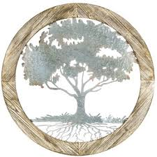 >round tree metal wall decor hobby lobby 1120393 round tree metal wall decor