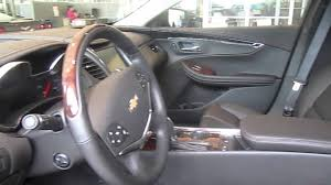 2014 Chevy Impala Interior Features - YouTube