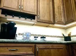 elegant cabinets lighting kitchen. Diy Under Cabinet Lighting Seemly Elegant Cabinets  Kitchen Medium Size Of . O