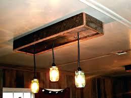 mason jar lighting solar lights diy chandelier
