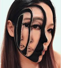 you can follow choi on insram and facebook to see more of her makeup art
