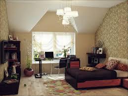 Rot Schwarz Beige Schlafzimmer Schräge Decke Dachgeschoss Farbe