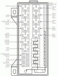 2005 dodge grand caravan fuse box location 2005 wiring diagrams 2001 dodge caravan interior fuse box location at 2002 Dodge Grand Caravan Fuse Box Diagram