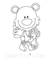 Valentine's day sayings coloring pages. Free Printable Valentines Day Coloring Pages