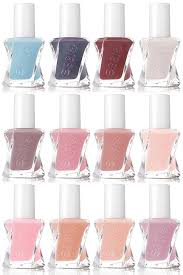 Essie Gel Colors Chart Nail Polish Fashionisers