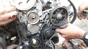 how to toyota 1c 2c 3c diesel engine timing installation urdu in ...
