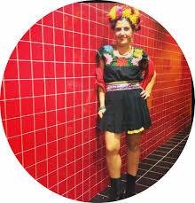 frida kahlo costume diy