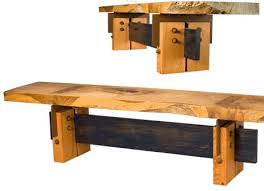 unique wood furniture designs. Vintage Lumber Recycled Into New Wood Furniture Designs | \u0026 Ideas On Dornob Unique H