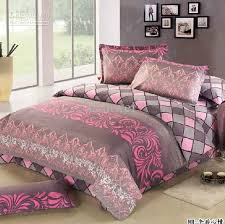 pink and grey comforter set bedding sets bedroom ideas pictures adorable 14