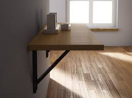 wall mounted drop leaf wooden table vulcano by cancio in tables inspirations 6