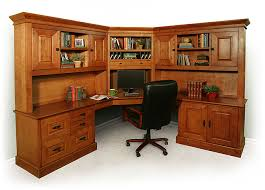 corner office desk wood. Exellent Office Captivating Corner Office Furniture 20 Luxurious Desk With Storage For  Wooden Prepare 18  Throughout Wood C
