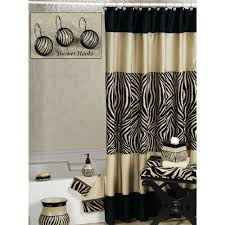 Zebra Bathroom Rug Purple Zebra Print Curtains Free Image