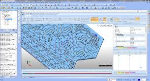 nesting and sheet optimization cad cam bobcad