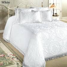ivory matelasse duvet cover antique medallion bedspread covers ikea ireland