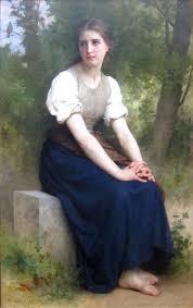 file the of the nightingale by william adolphe bouguereau dayton