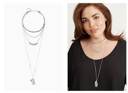 frieze layering necklace 89 the look with stella dot here