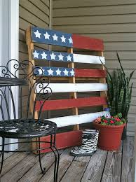 front porch 4th of july decor projects 25