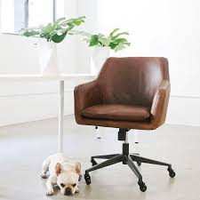 home office desks chairs. brilliant chairs helvetica desk chair antique bronze leather molasses to home office desks chairs