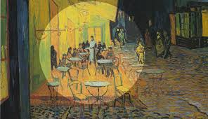 did vincent van gogh hide the last supper in one of his most famous paintings
