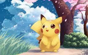 Bộ sưu tập hình nền pikachu siêu ngộ nghĩnh và đáng yêu