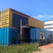 office in container. China Quick Installation Prefab Modular Shipping Container Office - House, Building In