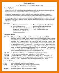 Resume With Volunteer Experience Template volunteer resume samples Tolgjcmanagementco 37