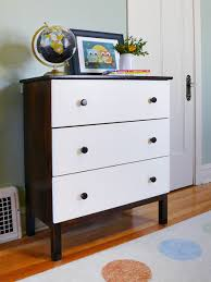 diy modern ikea tarva hack. A DIY Ikea Tarva Dresser For Our Modern Kid | RatherSquare.com Diy Modern Ikea Tarva Hack