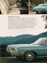 1968 Impala Specs, Colors, Facts, History, and Performance ...