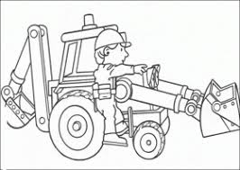 Small Picture Bob The Builder Coloring Pages To Download And Print For Free