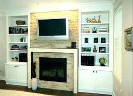 electric fireplace wall unit with bookshelves white entertainment centers fireplaces center units amusing built into