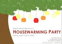Housewarming Party Invitation Template Plus Invitations Templates