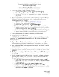 Recent College Graduate Resume Sample Free Sample Gallery Of Resume