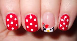 little girl nail art designs