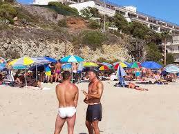 Gay los angeles beach