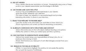 Resume Words To Use Resume Words To Use The Best And Worst Words To Use On Resumes 77