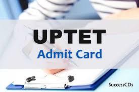 Image result for Uptet Admit Card