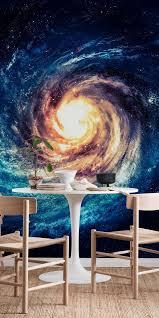 space wallpaper murals