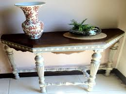half table for hallway. Brilliant Half Moon Accent Table With Hallway Round Small For