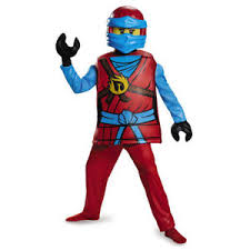 Disguise Size Chart Details About Disguise Lego Ninjago Nya Blue And Red Child Costume 98127 Medium 7 8
