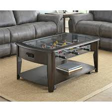 steve silver end tables silver game coffee table with casters in walnut steve silver lift top
