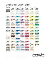Details About Copic Ciao Markers Various Inks Double Ended Markers Double Two Nib Pens