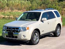 2008 ford escape for at schaumburg motor cars in schaumburg il