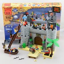 <b>model building kits compatible</b> with lego city pirate castle 310 3D ...
