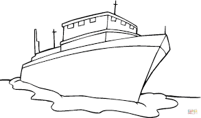Small Picture Ship coloring page Free Printable Coloring Pages
